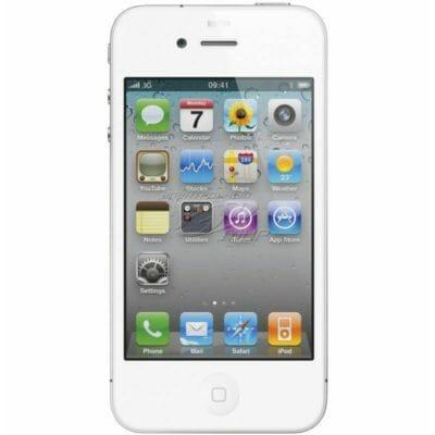iPhone 4 8Gb White восстановленный