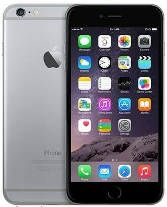 iPhone 6 Plus 16Gb Space Gray восстановленный